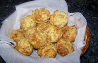 Zucchini Cheese Muffins