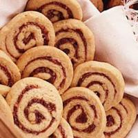 Date Nut Pinwheels