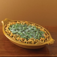 Artichoke And Green Bean Casserole