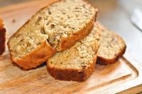 Moist Banana Nut Bread