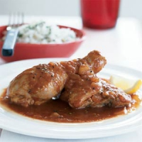 Savory Chicken Stew