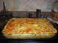 Sour Cream Enchilada Casserole