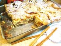 Danish Apple Cake
