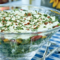 Overnight Layered Salad
