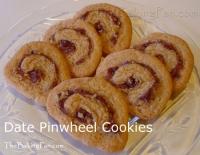 Date Pinwheels