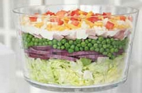 Lettuce Layer Salad