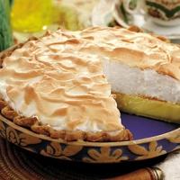Old-Fashioned Egg Custard Pie