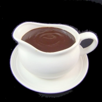 Old-Fashioned Hot Fudge Sauce
