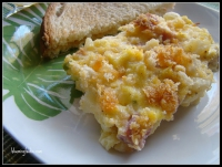 Scrambled Egg Casserole