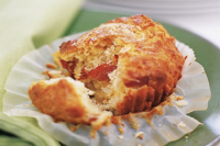 Bacon And Cheddar Muffins