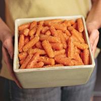 Orange-Ginger Carrots
