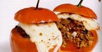 Stuffed Hot Peppers