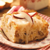 Apple Nut Cake