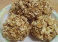 Molasses Popcorn Balls