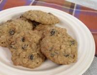 Oatmeal (Raisin) Cookies