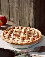Peach Almond Pie