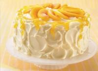 Peaches And Cream Dessert