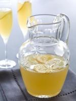 Lemon Champagne Punch