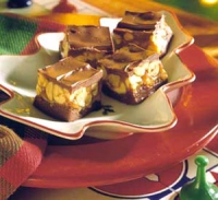 Microwave Candy Bar Fudge