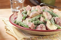 New Potato And Green Bean Salad