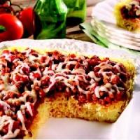 Macaroni Pizza