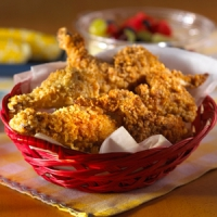 Baked Chicken Supreme