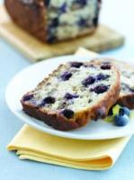 Blueberry Lemon Bread