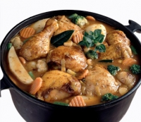 French Herbed Chicken