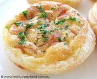 Miniature Quiche