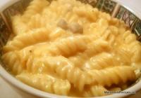 Cheesy Rotini