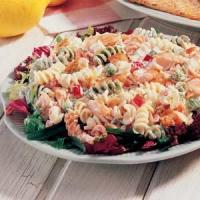 Salmon Macaroni Salad