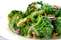 Broccoli And Pea Salad