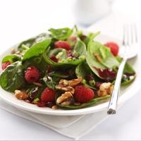 Cranberry Raspberry Salad