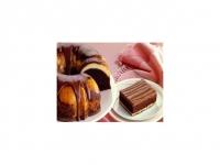 Fudge Ribbon Cake