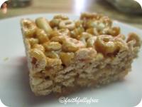 Honey-Peanut Squares
