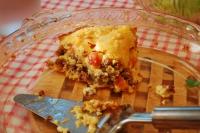Impossible Taco Pie