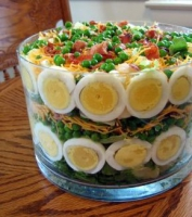 Layered Lettuce Salad