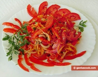 Red Hot Salad