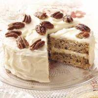Vermont Maple Cake