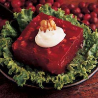 Cranberry Pineapple Salad
