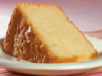 Five flavored pound cake