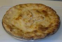 Swiss Cheese Onion Pie