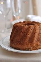 Unbaked Fruit Cake