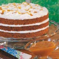 Butterscotch Torte