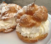 Cream Puff Dessert