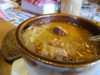 Czechoslovakian Cabbage Soup