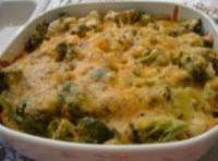 Impossible Broccoli Pie