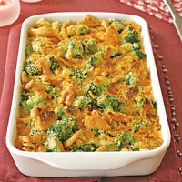 Broccoli With Stuffing