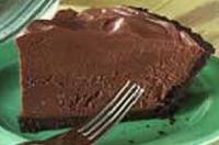 Chocolate Blender Pie