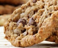 Chocolate Oatmeal Cookies